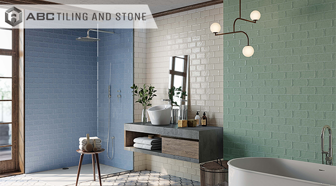 Some Innovations that will Help You Get a Better Bathroom Tiling Effect
